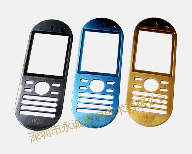 手机外壳镀钛