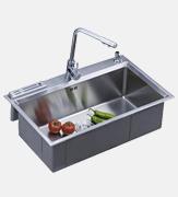 不锈钢洗菜盆